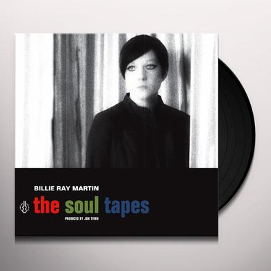 Billie Ray Martin SOUL TAPES Vinyl Record