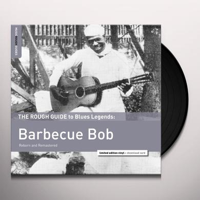 ROUGH GUIDE TO BARBECUE BOB Vinyl Record