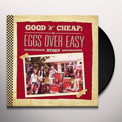 GOOD N CHEAP: THE EGGS OVER EASY STORY Vinyl Record