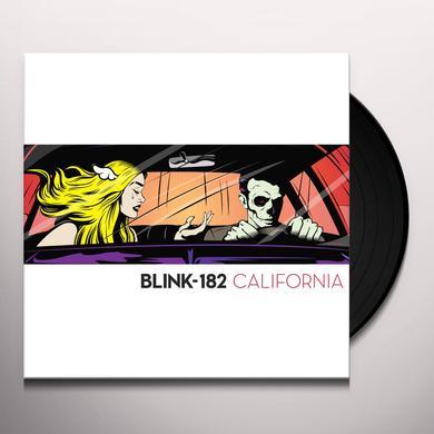 Blink 182 CALIFORNIA Vinyl Record - Digital Download Included