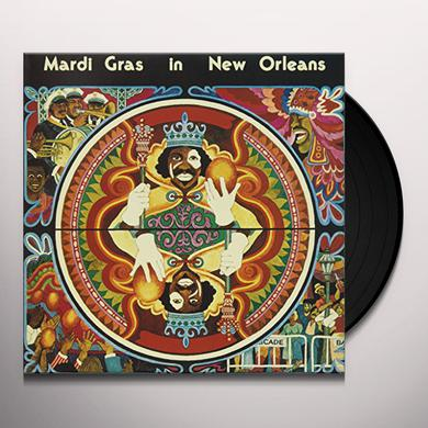 MARDI GRAS IN NEW ORLEANS / VA Vinyl Record