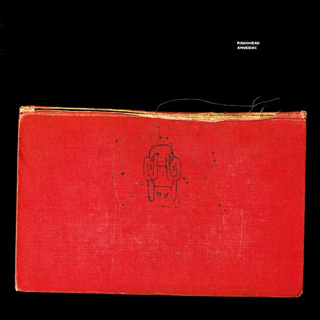 Radiohead AMNESIAC Vinyl Record - MP3 Download Included