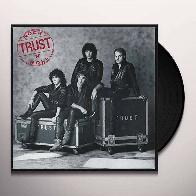 Trust ROCK N ROLL (GER) Vinyl Record