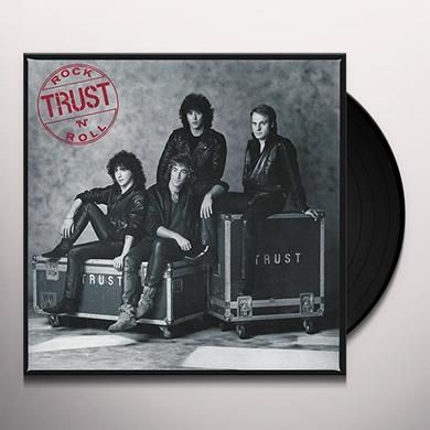 Trust ROCK N ROLL (GER) Vinyl Record
