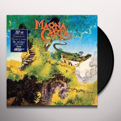 Magna Carta TOMORROW NEVER COMES  (GER) Vinyl Record - 180 Gram Pressing