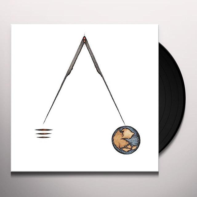True Widow AS HIGH AS THE HIGHEST HEAVENS & FROM THE CENTER Vinyl Record