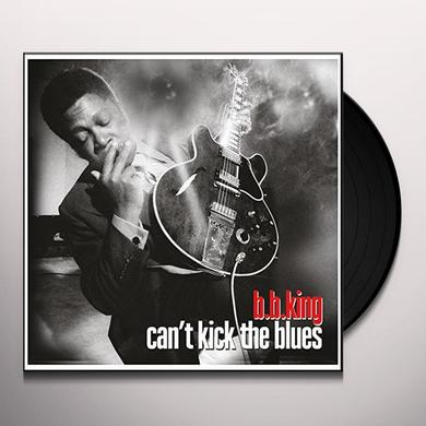 B.B. King CAN'T KICK THE BLUES Vinyl Record - 180 Gram Pressing, UK Import