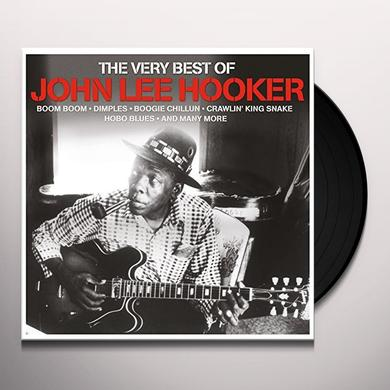 John Lee Hooker VERY BEST OF Vinyl Record