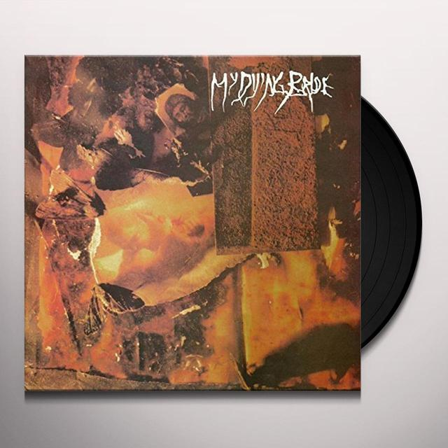 My Dying Bride THRASH OF NAKED LIMBS Vinyl Record - UK Import