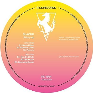 Slackk AVIARY (EP) Vinyl Record - UK Release