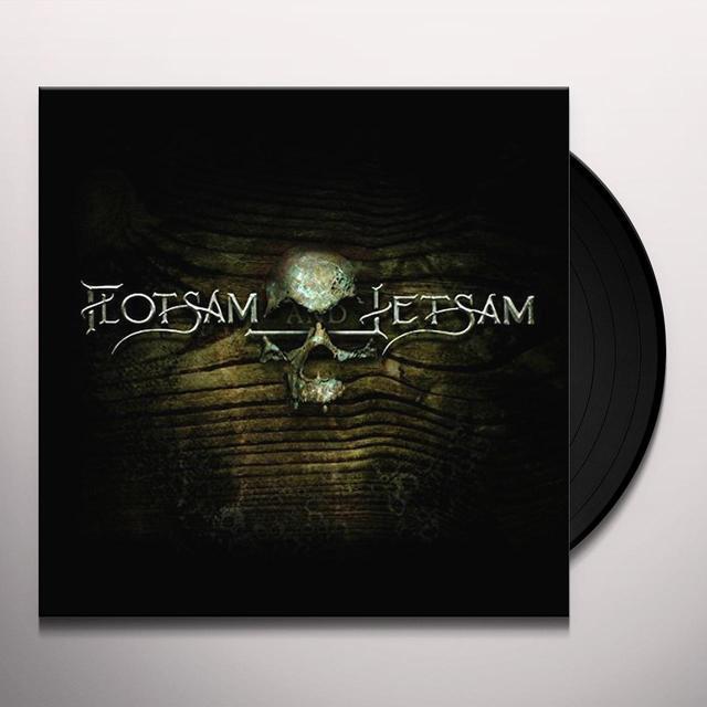 FLOTSAM & JETSAM Vinyl Record - Canada Import