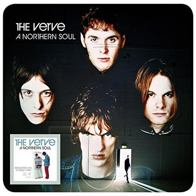 The Verve NORTHERN SOUL Vinyl Record - UK Import
