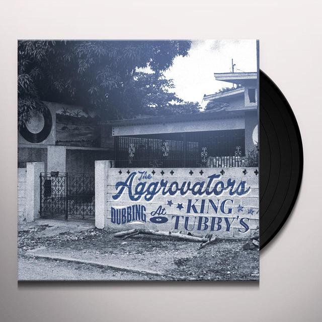 Aggrovators DUBBING AT KING TUBBY'S 2 Vinyl Record - UK Import