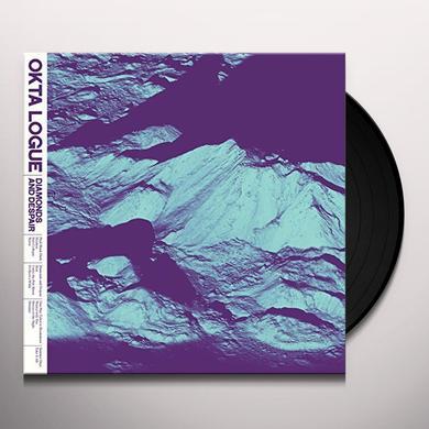 Okta Logue DIAMONDS & DESPAIR (GER) Vinyl Record