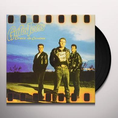 GATOS LOCOS CRUZE DE CAMINOS Vinyl Record - w/CD, Spain Import