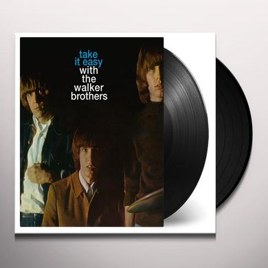 TAKE IT EASY WITH THE WALKER BROTHERS Vinyl Record - Holland Import