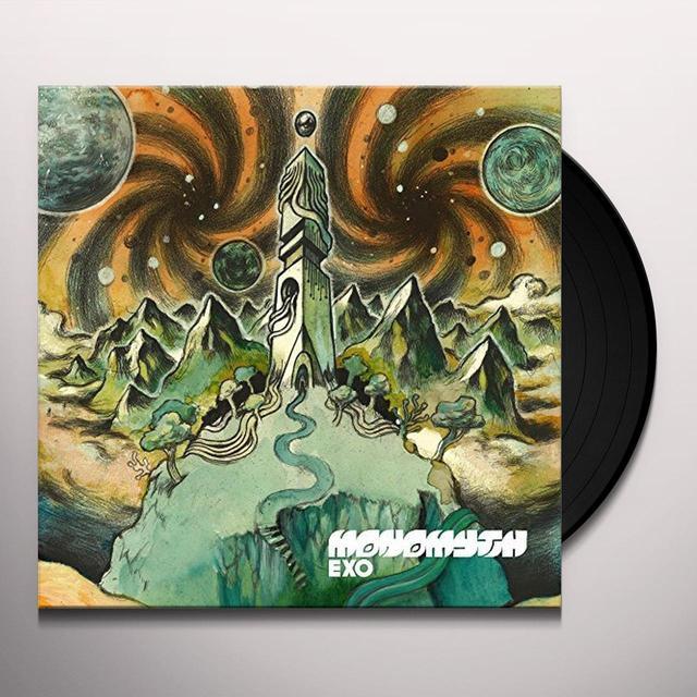 Monomyth EXO Vinyl Record - Canada Import