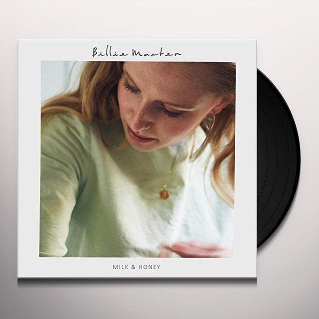 Billie Marten MILK & HONEY Vinyl Record - UK Import