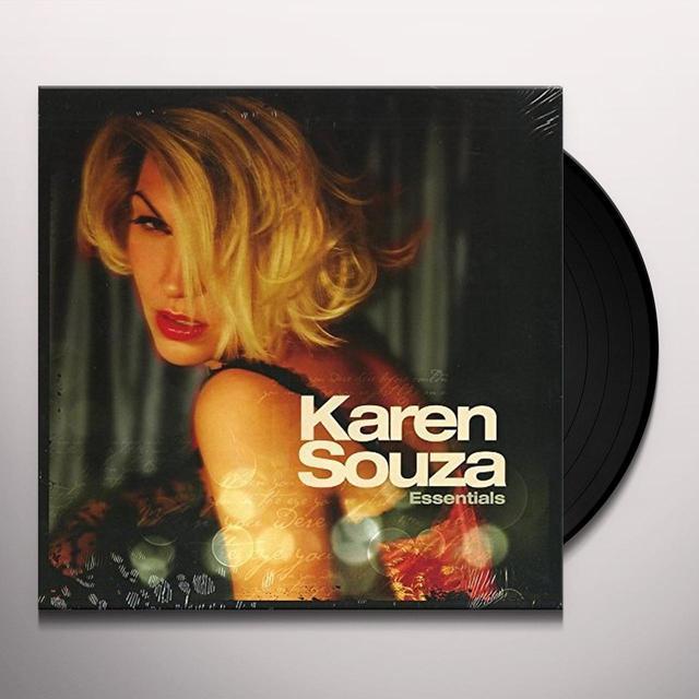 Karen Souza ESSENTIALS (ARG) Vinyl Record