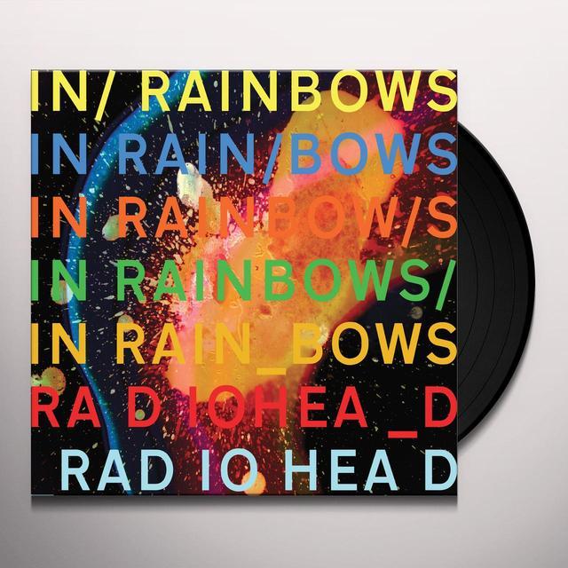 Radiohead IN RAINBOWS Vinyl Record