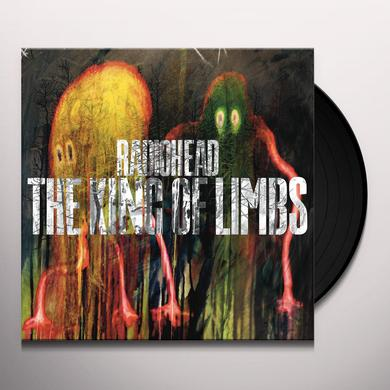 Radiohead KING OF LIMBS Vinyl Record