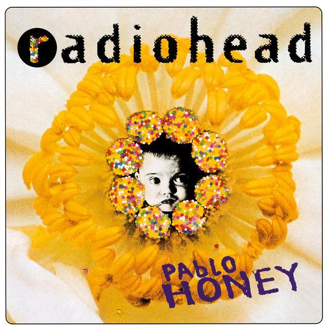 Radiohead PABLO HONEY Vinyl Record - 180 Gram Pressing