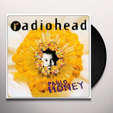 Radiohead PABLO HONEY Vinyl Record - 180 Gram Pressing