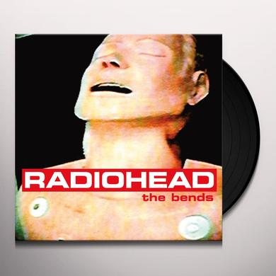 Radiohead BENDS Vinyl Record - 180 Gram Pressing