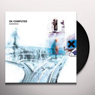 Radiohead OK COMPUTER Vinyl Record