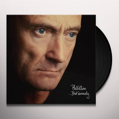 Phil Collins BUT SERIOUSLY Vinyl Record