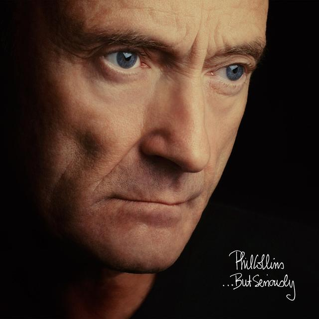 Phil Collins BUT SERIOUSLY Vinyl Record - Remastered