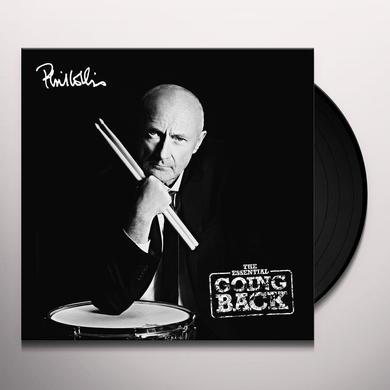 Phil Collins ESSENTIAL GOING BACK Vinyl Record - Remastered