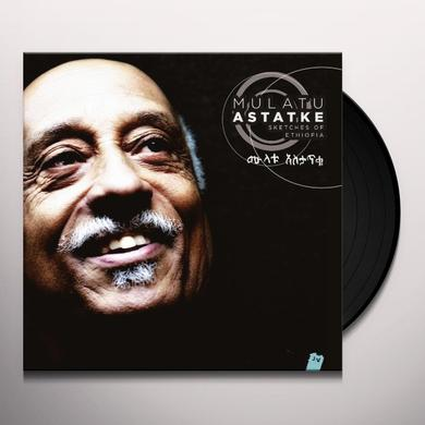 Mulatu Astatke SKETCHES OF ETHIOPIA Vinyl Record