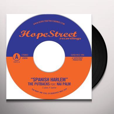 Putbacks SPANISH HARLEM / WORM Vinyl Record