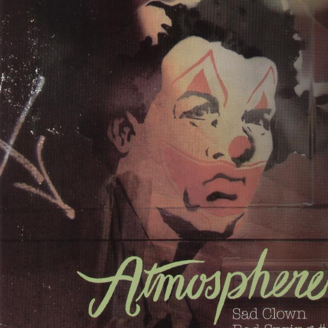 Atmosphere SAD CLOWN BAD SPRING (EP) Vinyl Record
