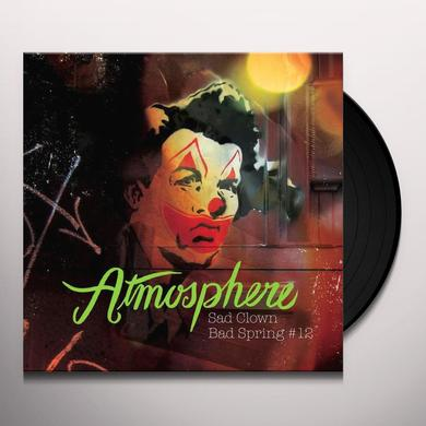 Atmosphere SAD CLOWN BAD SPRING Vinyl Record