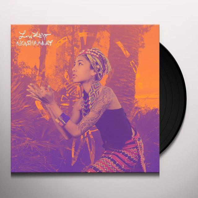Low Leaf AKASHAALAY Vinyl Record