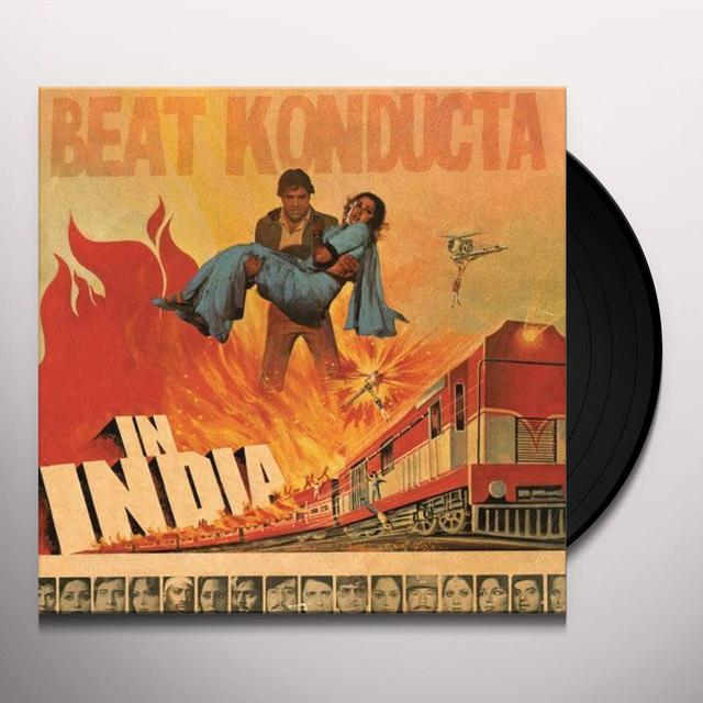 Madlib BEAT KONDUCTA IN INDIA VOLUME 3 Vinyl Record