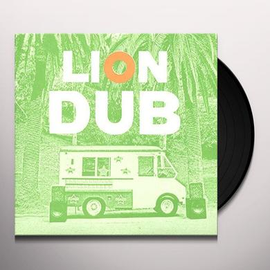 LIONS MEET DUB CLUB THIS GENERATION IN DUB Vinyl Record