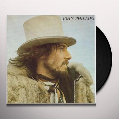 John Phillips WOLF KING OF L.A. Vinyl Record