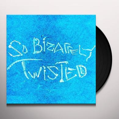 SSSE SO BIZARRELY TWISTED Vinyl Record - Picture Disc