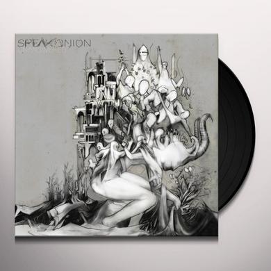 SPEAK ONION UNANSWERED Vinyl Record