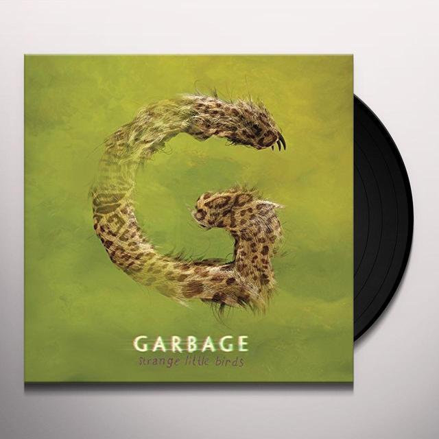 Garbage STRANGE LITTLE BIRDS Vinyl Record