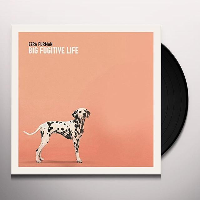 Ezra Furman FUGITIVE (EP) Vinyl Record