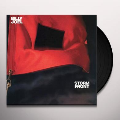 Billy Joel STORM FRONT Vinyl Record - Gatefold Sleeve, 180 Gram Pressing, Anniversary Edition