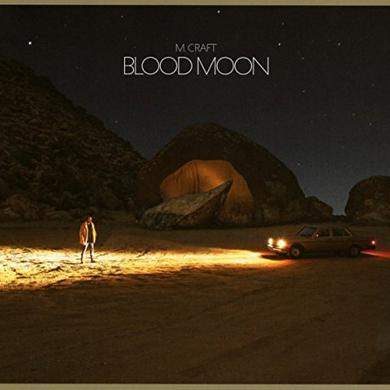 M Craft BLOOD MOON Vinyl Record