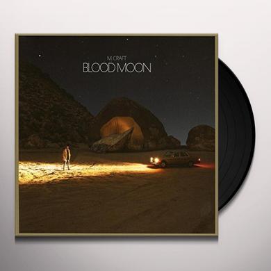 M Craft BLOOD MOON Vinyl Record - 180 Gram Pressing, Digital Download Included