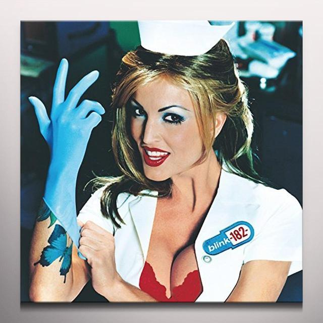 Blink-182 ENEMA OF THE STATE Vinyl Record - Colored Vinyl, Gatefold Sleeve, Limited Edition