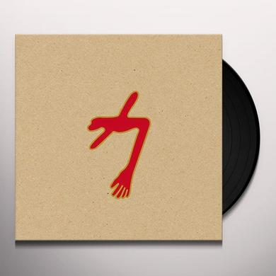 Swans GLOWING MAN Vinyl Record - Gatefold Sleeve, Poster
