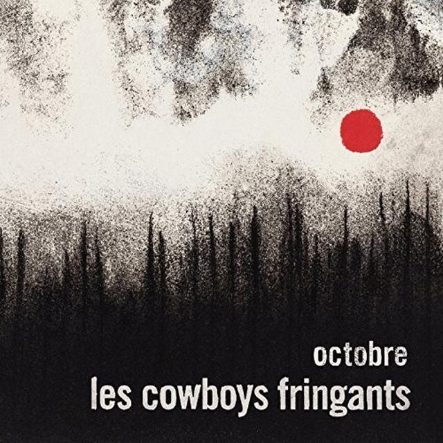 Les Cowboys Fringants OCTOBRE Vinyl Record - Canada Import